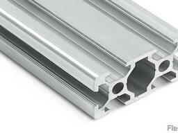 Алюминиевый станочный профиль 30*120 мм