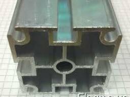 Алюминиевый станочный профиль 38x11
