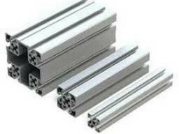 Алюминиевый станочный профиль 50x50