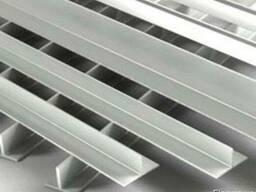 Алюминиевый профиль, тавр АД31 Т5 размер 40*40*3 купить, АД0