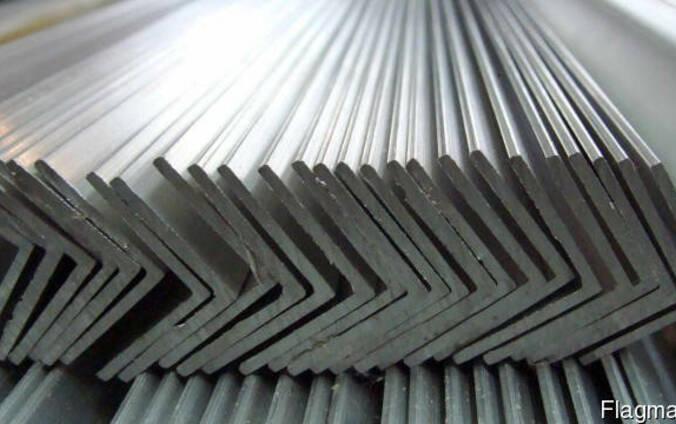 Уголок алюминиевый 50х50х3 АД31