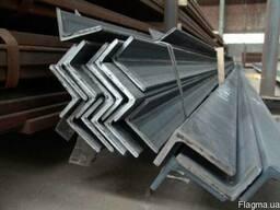 Уголок алюминиевый равнополочный АД31, АД31Т1