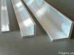 Алюминиевый уголок в ассортименте (АД31Т5) порезка, отправка