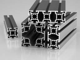 Алюминиевый верстатный профиль 14x10 анод