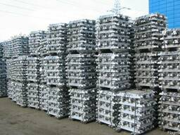 Алюминиевые алюминиевые алюмінієві чушки и слитки АК5М2; АК7