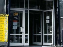 Алюминиевые двери и входные группы *