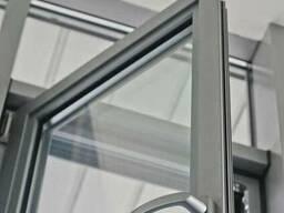 Алюминиевые окна, двери.