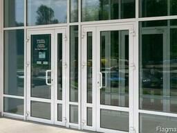 Алюминиевые окна и двери Alutech