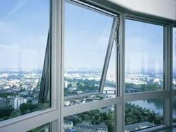 Алюминиевые окна, двери Rescara
