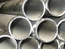 Алюминиевые трубы марка АМГ5М морское исполнение
