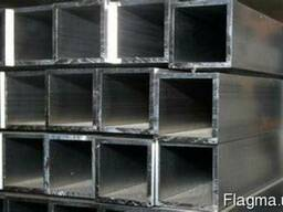 Алюминиевые трубы профильные (квадратные, прямоугольные)
