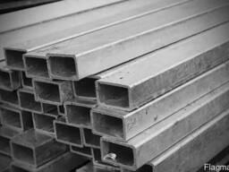 Алюминиевые трубы прямоугольные 10х20х0, 9;