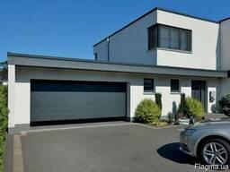 Алюминиевые Ворота гаражные, секционные, рулонные Alutech