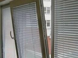 Алюминиевые жалюзи на окна. Тканевые,деревянные жалюзи.Выбор
