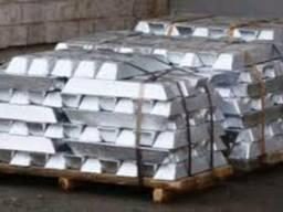 Алюминий Ав87 в чушках, купить алюминий, гост, цена, купить