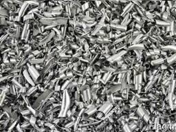Стружка алюмінієва