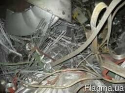 Алюминий, лом алюминия, стружку, отходы производства.