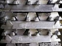 Алюминий первичный: А8, А7, А7Е, А6, А5, А999, А0 на экспорт