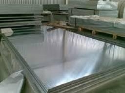 Листы алюминиевые АД31 Дешего в большом ассортименте