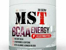 Аминокислоты MST Nutrition BCAA Energy with Electrolytes. ..
