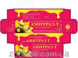 Амитраз-Т (амитраз,тимол,пихт/масло)32грн