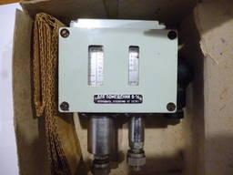 Аммиачное реле давления сдвоенное Д220А-13