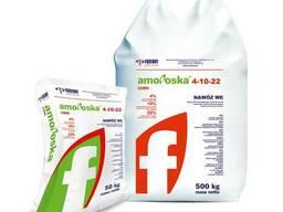 Amofoska corn комплексное NPK удобрение Mg 4-10-22