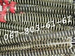 Амортизатор сеялки СЗ-3,6 в сборе