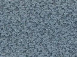 Амортизирующая упругая противоскользящая лента 25мм серый