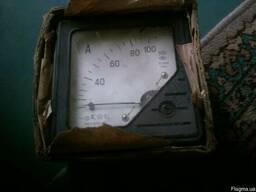 Амперметр на 100А