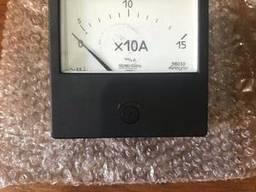 Амперметр переменного тока щитовой Э8030 200А 200/5