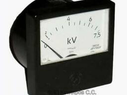 Амперметр, вольтметр Э8030, Э8031, Э8032 и др.