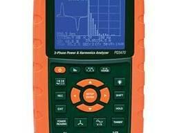 Анализатор качества электроэнергии 1200A Extech PQ3470-12
