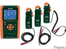 Анализатор качества электроэнергии 200A Extech PQ3450-2