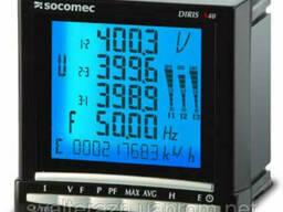 Анализатор качества электроэнергии, контроль показателей. ..
