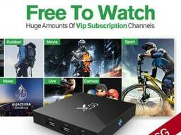 Andoid TV BOX (ТВ-Приставка) X96 2G/16G, проц. Amlogic S905x - фото 2