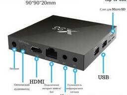 Andoid TV BOX (ТВ-Приставка) X96 2G/16G, проц. Amlogic S905x - фото 4