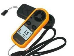 Анемометр GM-816 измеритель скорости ветра