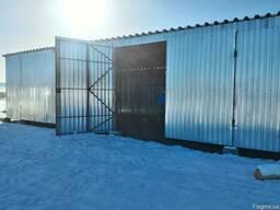 Ангар-гараж,складское помещение