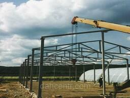Ангар, склад, цех 24х30х5 под ключ! - фото 4