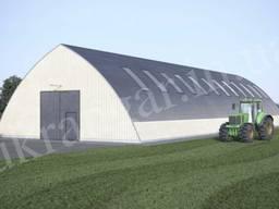 Ангары сельскохозяйственного и промышленного назначения