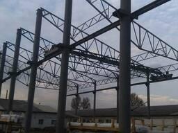 Ангары , склады , производственные помещения , СТО , автомой