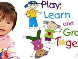 Английский для детей 3 - 6 лет!!!