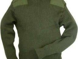 Английский шерстяной свитер