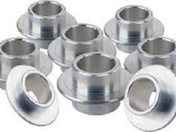 Алюмінієва втулка для обтиску сталевих канатів