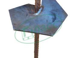 АНКЕР (Якорь) стандартный, для установки градобойной сетки