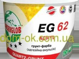 Ансерглоб EG-62 кварц-грунт акриловый* Ведро 19л.