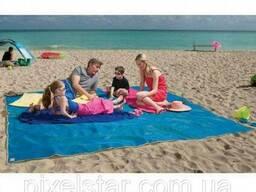 Анти-песок пляжная подстилка для моря на песок Sand Free. ..