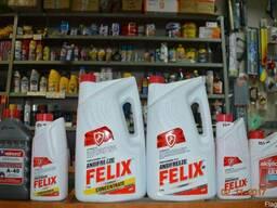 Антифриз Felix, Gromex, Organic