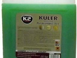 Антифриз зелений (20 л) -35C K2 Turbo Kuler LONG LIFE K2